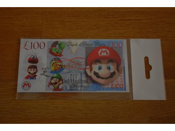 One Hundred Pounds - Bank Of Super Mario