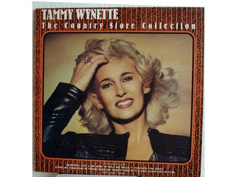 LP. TAMMY WYNETTE - THE COUNTRY STORE COLLECTION.