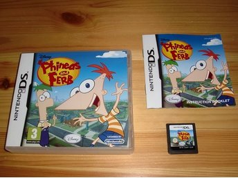 DS: Disney Phineas and Ferb