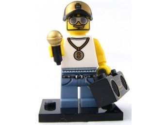 Rapper - Collectible Minifigures Series 03-15