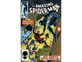 Amazing Spider-Man (1963 1st Series) #265 1st app. Silver Sable