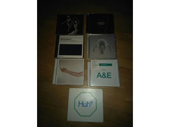 8cd Spiritualized: Lazer guided melodies,Pure phase,Ladies & gentlemen, Live etc
