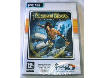 Prince of Persia - The Sands of Time (PC) **HELT NY**