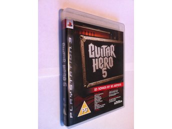 PS3: Guitar Hero 5 (V)