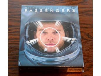 PASSENGERS FullSlip + Lenticular Magnet 3D + 2D Steelbook Limited Collection