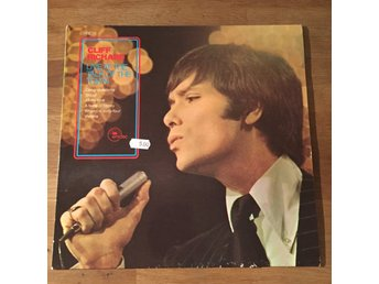 CLIFF RICHARD - LIVE AT THE TALK OF THE TOWN. (MVG LP)