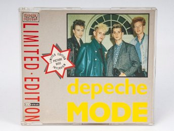 Depeche Mode: Interview CD, (CBAK 4005) 1991