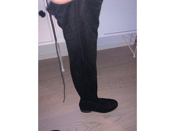 Overknee boots från Nelly