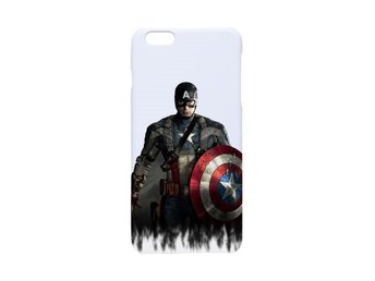Captain America iPhone 6 Plus skal, present till Marvel fans