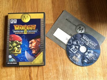 WARCRAFT 2 BATTLE.NET EDITION PC CD-ROM BLIZZARD