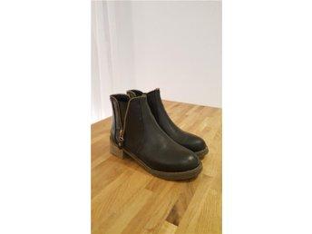 Boots stl 36 - Norrtälje - Boots stl 36 - Norrtälje