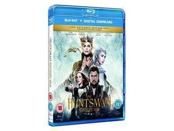 HUNTSMAN - Winters War. NY! INPLASTAD! BLURAY! EXTENDED EDITION!