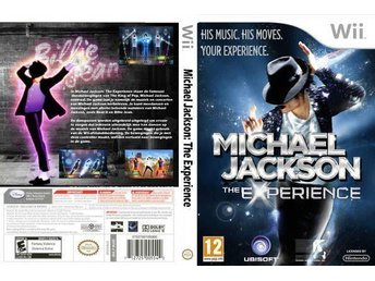 Michael Jackson The Experience Nintendo Wii