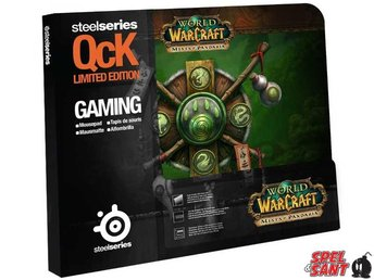 SteelSeries QcK Mists of Pandaren Crest Limited Edition Musmatta