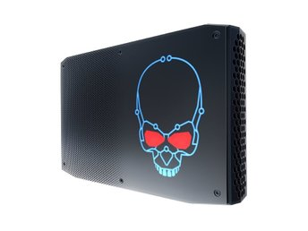 Mini PC Intel NUC Kit NUC8I7HVK2, Core i7-8809G, Radeon RX Vega M graphics