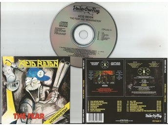 ACID REIGN - The Fear /Moshkinstein (CD 1989)