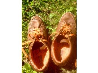 Sko med tunn sula bra för fötterna yoga mjukträning vilsam sko stl 43 - Gustavsberg - Sko med tunn sula bra för fötterna yoga mjukträning vilsam sko stl 43 - Gustavsberg