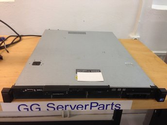 Dell Poweredge R410 1x E5506 16GB 2x146GB PERC 6 1xPSU