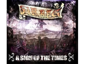Sir Reg - A Sign Of The Times - LP