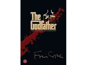 Godfather - The Coppola Collection (3-disc)
