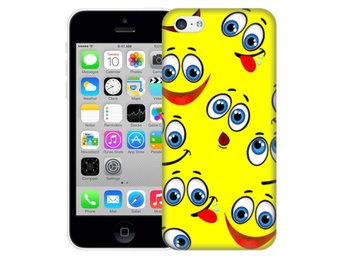 iPhone 5C Skal Smileys