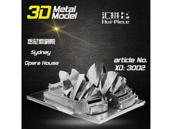 Javascript är inaktiverat. - Arboga - Metal Model 3D - Exclusive 3 ark - Avancerade modeller! Operahuset i Sydney är beläget i Sydney i Australien. Dansken Jørn Utzon var arkitekt till byggnaden som invigdes 20 oktober 1973.Wikipedia Adress: Bennelong Point, Sydney NSW 2000, Austr - Arboga