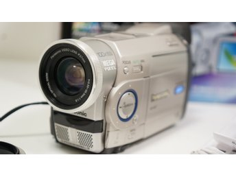 PANASONIC NV-MX7EG-M  MiniDV Digital Camera