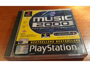 Music 2000 - PS1 / Playstation 1