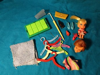 **WOOW** VINTAGE BARBIE ODD'S & END'S (ORIGINAL)**