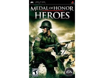 Medal of Honor: Heroes - Sony PSP