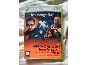 XBOX 360 SPEL ORANGE BOX