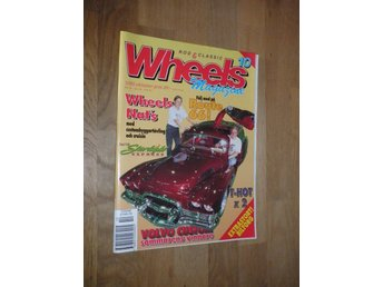 Wheels Magazine - Nr 10 - 1995