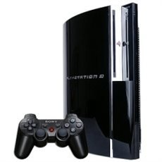 Playstation 3 - 60 GB (Kompatibel med PS2!!) (Beg)