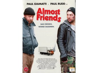 DVD - Almost Friends (Beg)