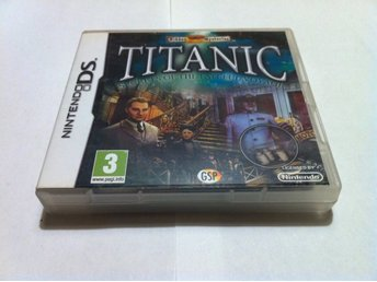 NDS: Titanic: Secrets of the Fateful Voyage
