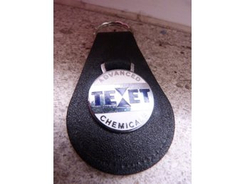 Texet Advanced chemicals - Nyckelring - Made in England