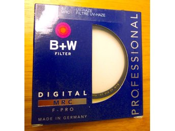 B+W UV 010 Filter 62mm MRC - NYSKICK