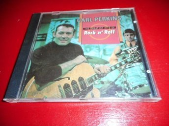 Carl Perkins (The Greatest Hits Of Rock n´Roll)
