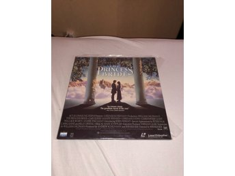 The princess Bride  - 1st Laserdisc