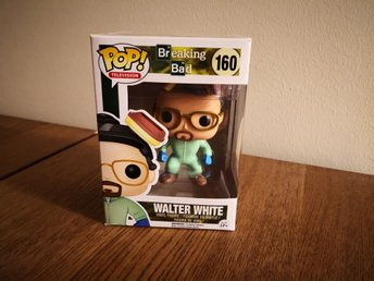 Walter White funko pop