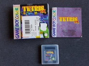 Tetris DX - GBC - Komplett - Bergsala (344800506) ᐈ Köp på