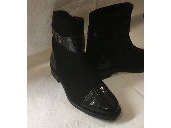 Stövlett damskor promenadskor skor lågskor boots Aaltonen st 36 36,5
