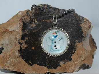Halsband Olaf Frost Frozen
