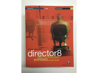 Director 8 demystified bok i nyskick