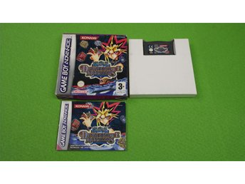 Yu-Gi-Oh! Dungeondice Monsters KOMPLETT GBA Gameboy Advance