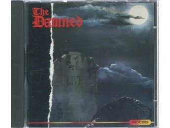 THE DAMNED - LIVE