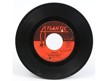 Wilson Pickett ‎– I'm A Midnight Mover / Deborah 45-2528 Singel 1968