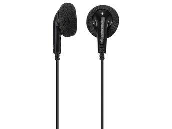 THOMSON Hörlur EAR1115 In-Ear, Svart - Höganäs - THOMSON Hörlur EAR1115 In-Ear, Svart - Höganäs