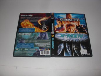 Fantastic 4 / X-Men  -  2 DVD