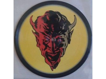 "Sex Sex Sex  titel*  Devil's Eve* 7"", Picture Disc L.T.D"